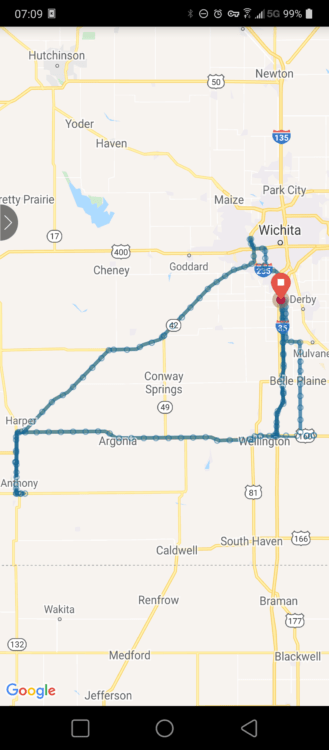 2021 02 14 chase route